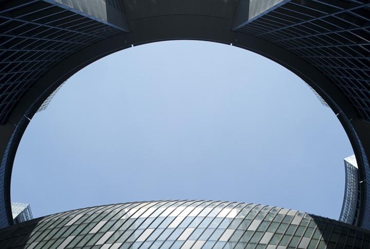 Congress center peter ruge architekten - Hangzhou congress center ...